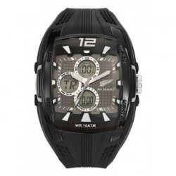 Montre All Blacks - 680055 - Plastique noir