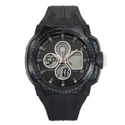 Montre All Blacks - 680125 - Plastique noir