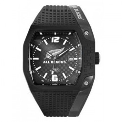 Montre All Blacks - 680150 - Plastique noir