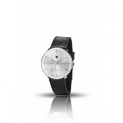 671061 - Montre lip mixte Panoramic 34 Noir