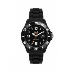 Montre Ice Watch Sili Forever Black Unisex - SI.BK.U.S.09