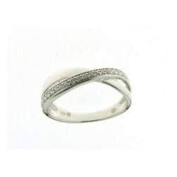 Bague Argent Naiomy - B2C01