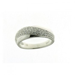 Bague Argent Naiomy - B2C07